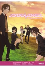 Sentai Filmworks Kokoro Connect Complete TV+OVA DVD