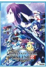 Sentai Filmworks Phantasy Star Online 2 DVD