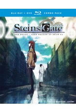 Funimation Entertainment Steins;Gate Movie Load Region of Deja Vu Blu-Ray/DVD