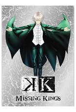 Viz Media K - Missing Kings DVD