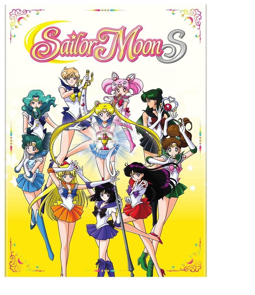 Viz Media Sailor Moon S (Season 3) Part 2 DVD