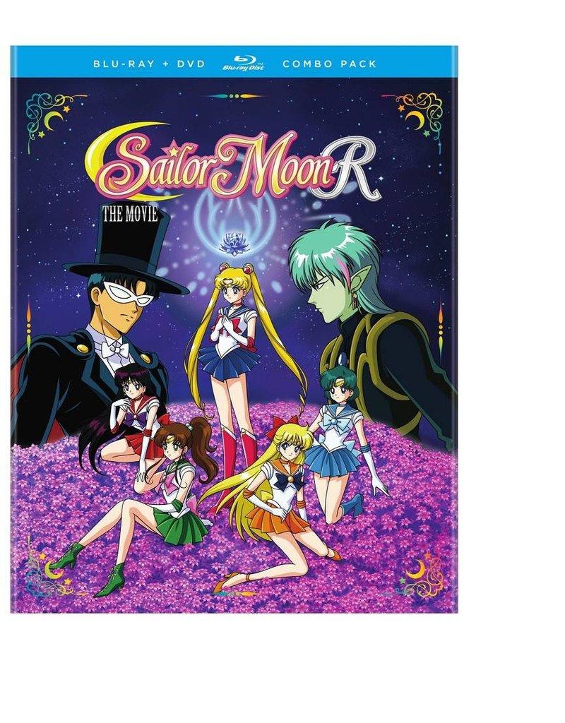 Viz Media Sailor Moon R the Movie Blu-ray/DVD