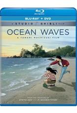 Studio Ghibli/GKids Ocean Waves Blu-Ray/DVD