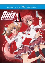 Funimation Entertainment Aria the Scarlet Ammo AA (Season 2) Blu-Ray/DVD