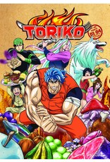 Funimation Entertainment Toriko Parts 1-4 DVD