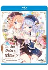 Sentai Filmworks Is the Order a Rabbit? Season 2 Blu-Ray
