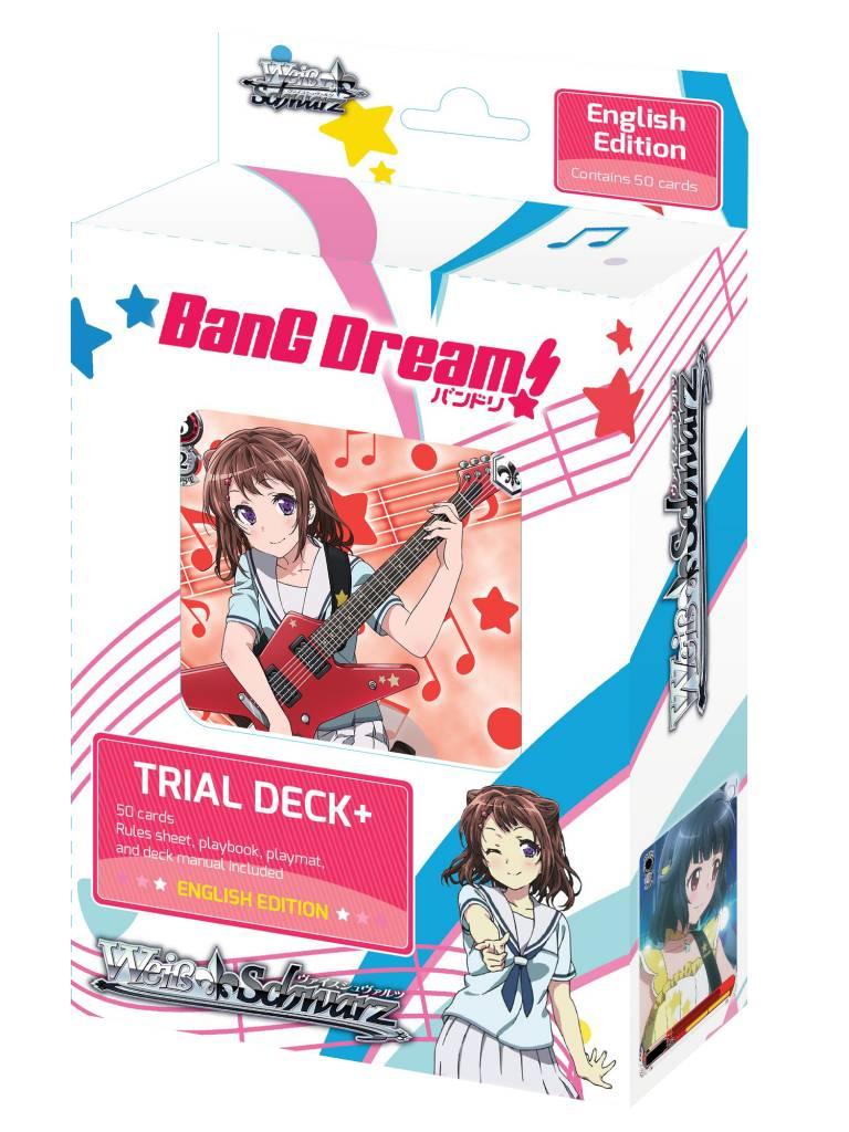 Bushiroad BanG Dream! TD Weiss Schwarz