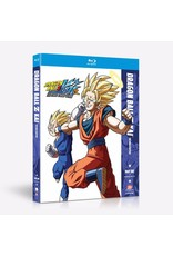 Funimation Entertainment Dragon Ball Z Kai - The Final Chapters Part 1 Blu-ray