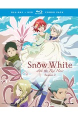 Funimation Entertainment Snow White With the Red Hair Season 2 Blu-Ray/DVD
