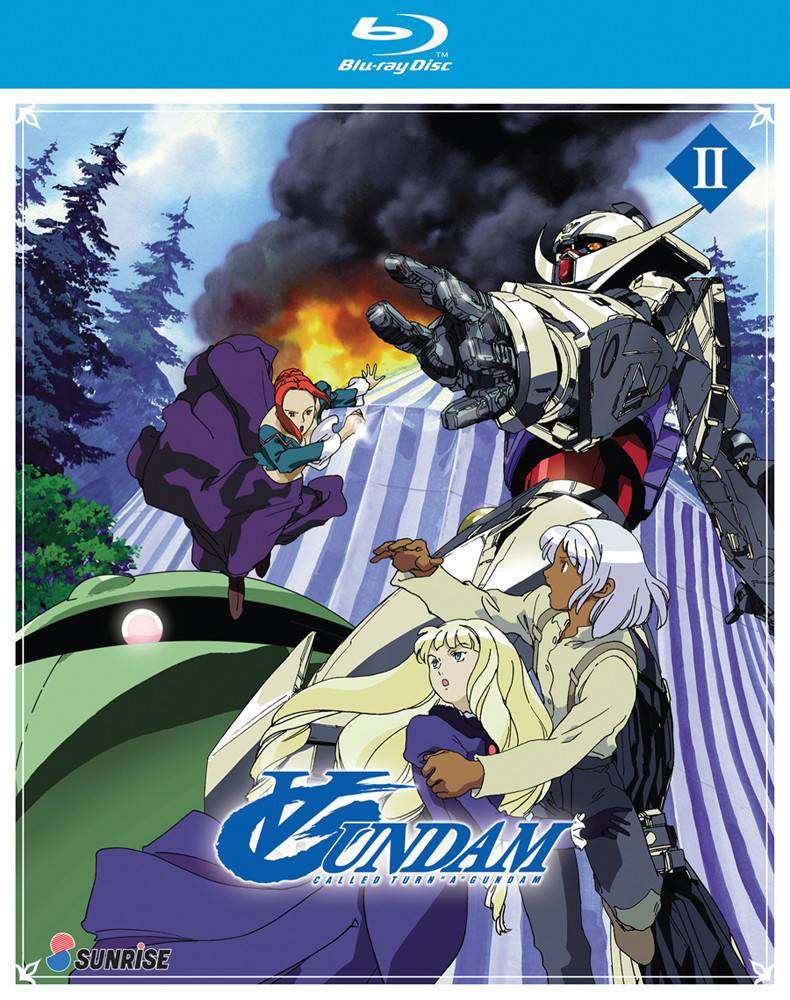 Nozomi Ent/Lucky Penny Turn A Gundam Part 2 Blu-Ray