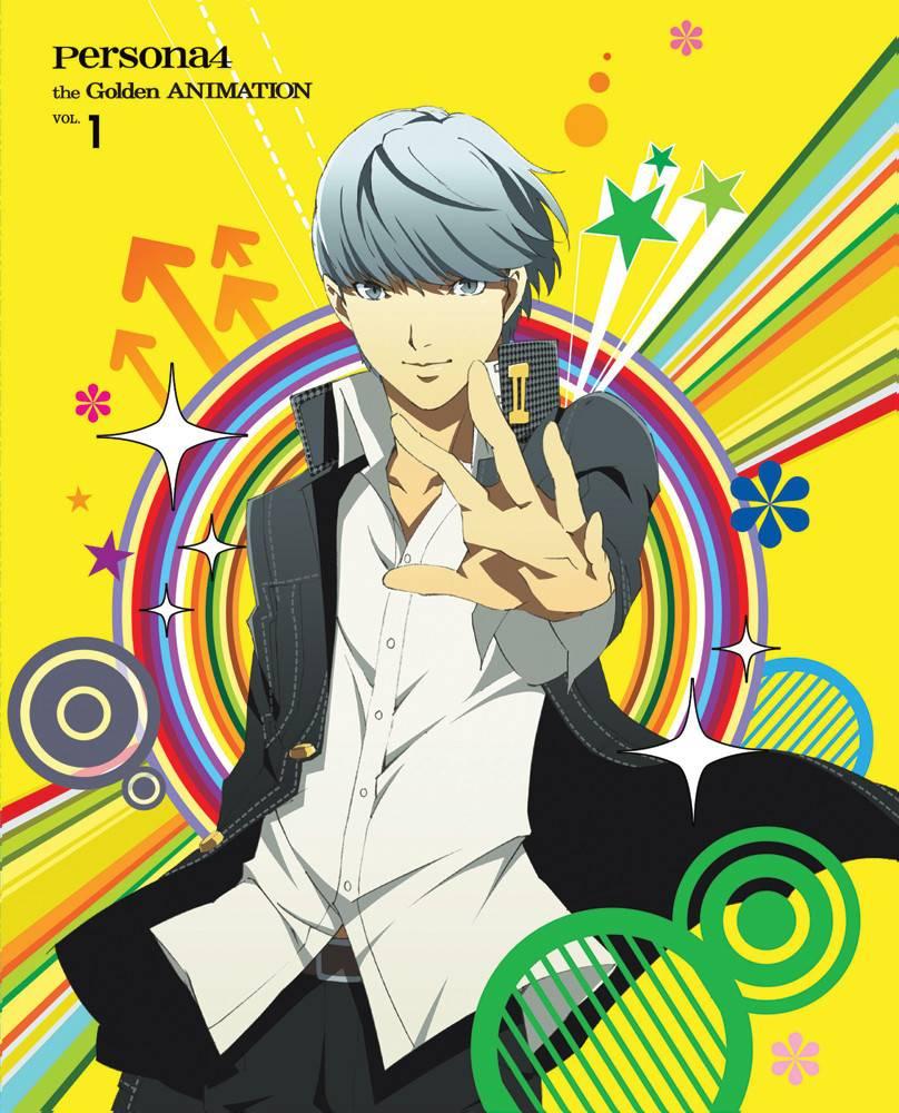 Aniplex of America Inc Persona 4 the Golden Vol. 1 Blu-Ray
