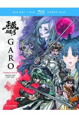 Funimation Entertainment Garo the Animation Season 2 Part 2 Blu-Ray/DVD
