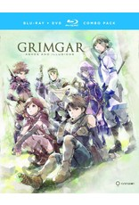 Funimation Entertainment Grimgar Ashes and Illusions Blu-Ray/DVD