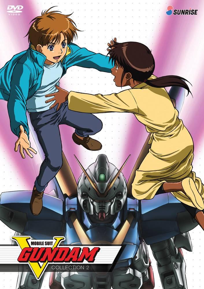 Nozomi Ent/Lucky Penny V Gundam Collection 2 DVD