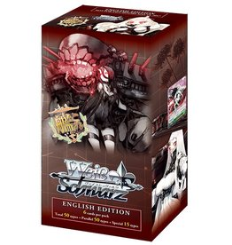 Bushiroad Kantai Collection Absymal Fleet (Extra Booster Box)  Weiss Schwarz