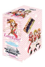 Bushiroad Love Live Set 1 (Full Booster Box) Weiss Schwarz*
