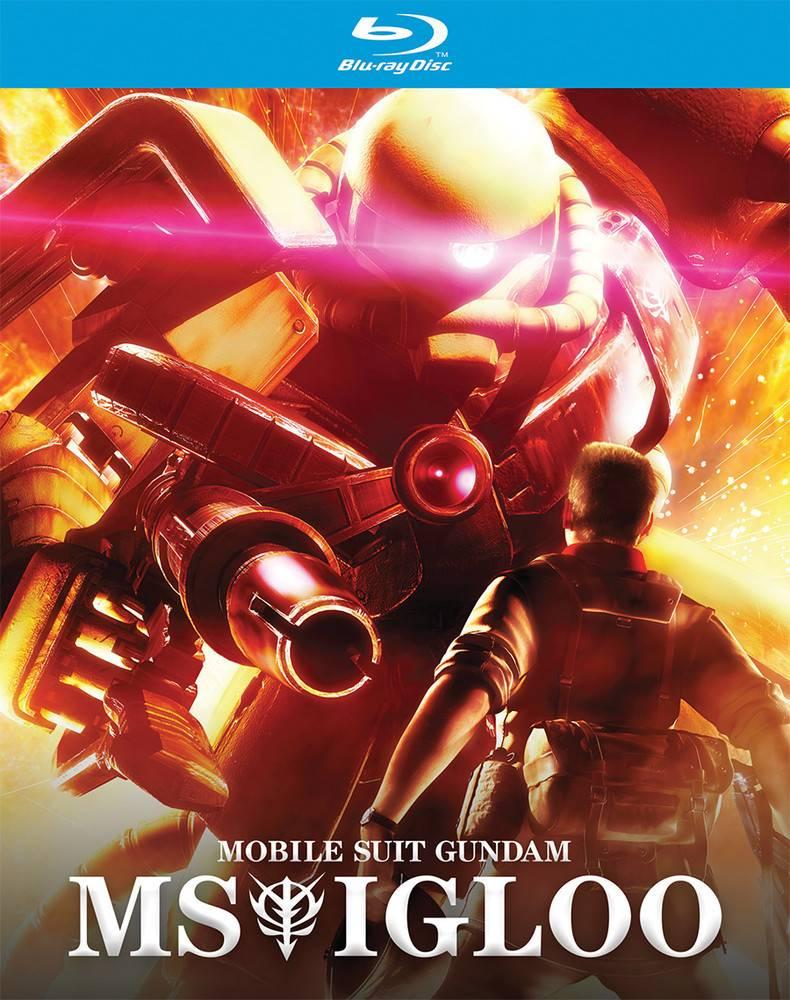Nozomi Ent/Lucky Penny Gundam MS Igloo Blu-Ray