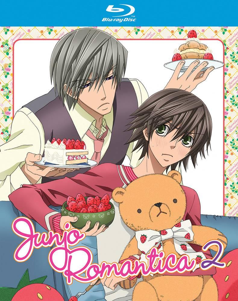 Nozomi Ent/Lucky Penny Junjo Romantica Season 2 Blu-Ray