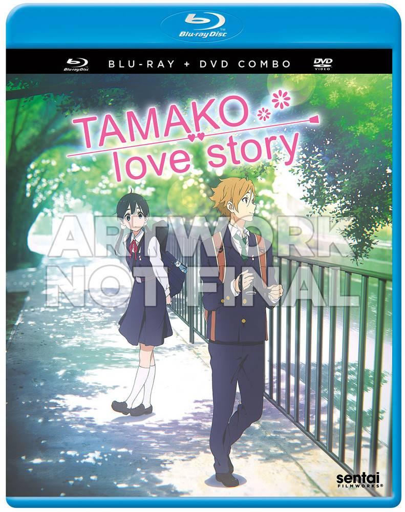 Sentai Filmworks Tamako Love Story Blu-Ray/DVD