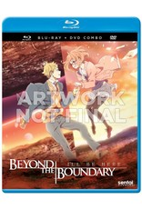 Sentai Filmworks Beyond the Boundary Movie (I'll Be Here) Blu-Ray/DVD