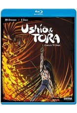 Sentai Filmworks Ushio and Tora Blu-Ray