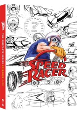 Funimation Entertainment Speed Racer DVD