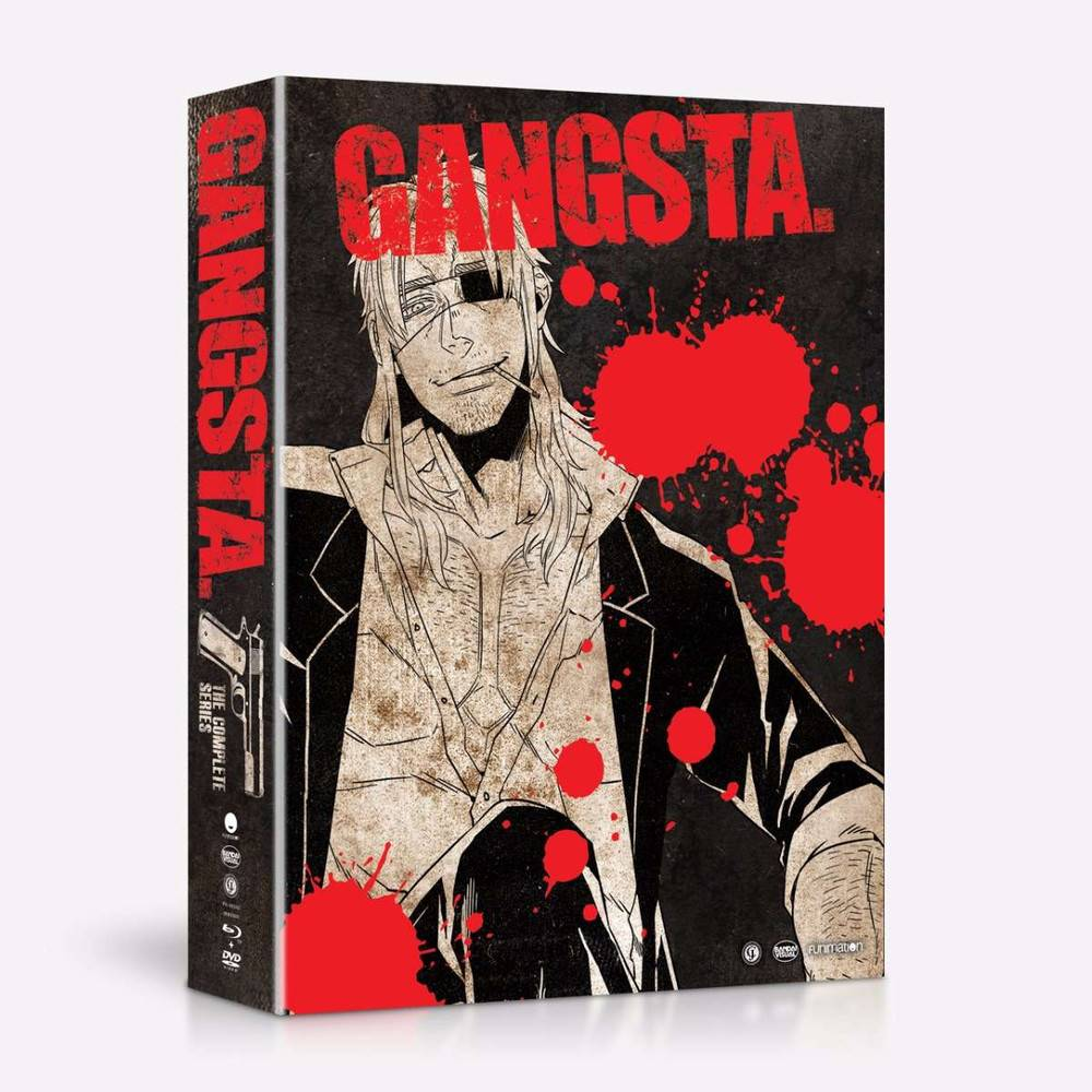 Funimation Entertainment Gangsta Complete Series LE