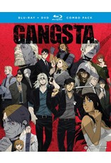 Funimation Entertainment Gangsta Complete Series Blu-Ray/DVD