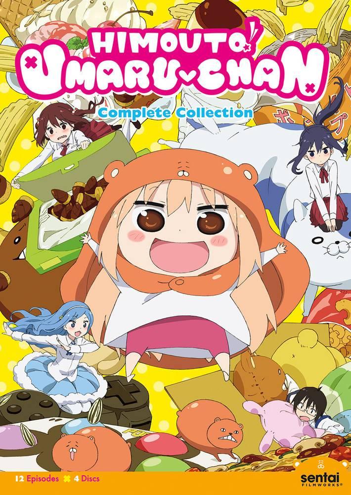 Sentai Filmworks Himouto! Umaru-chan DVD