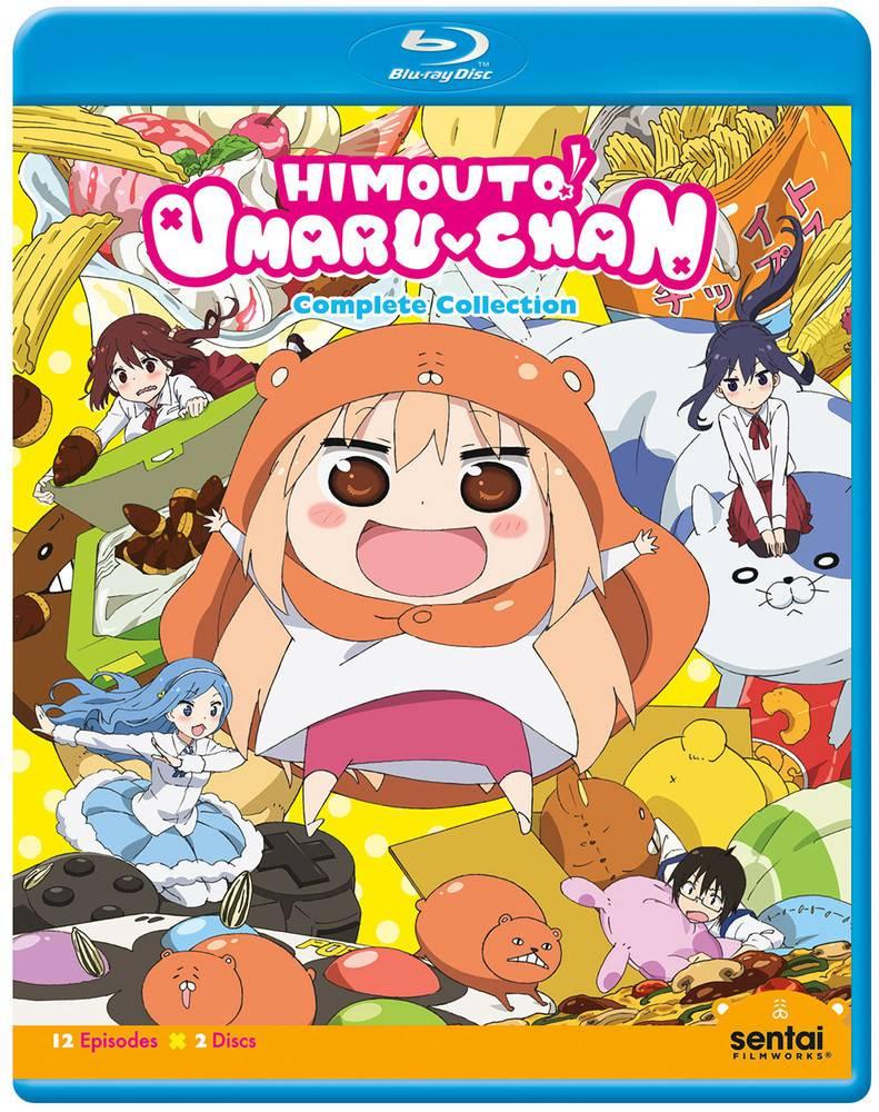 Sentai Filmworks Himouto! Umaru-chan Blu-ray