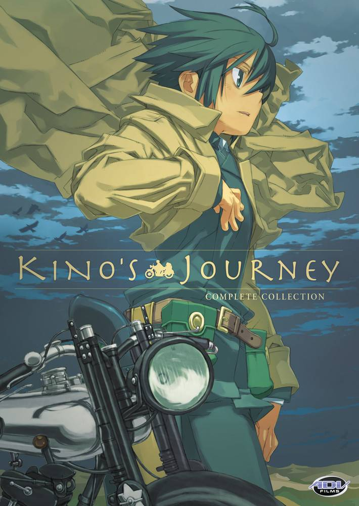 Sentai Filmworks Kino's Journey DVD Complete Collection (Rerelease)