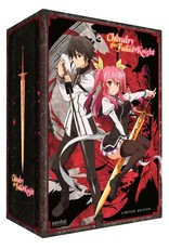 Sentai Filmworks Chivalry of a Failed Knight Premium Edition Blu-Ray/DVD