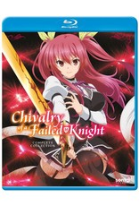 Sentai Filmworks Chivalry of a Failed Knight Blu-Ray