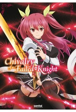 Sentai Filmworks Chivalry of a Failed Knight DVD