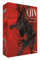 Sentai Filmworks Ajin Premium Edition Blu-Ray/DVD