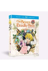Funimation Entertainment Seven Deadly Sins, The Season 1 Part 1 Blu-Ray/DVD