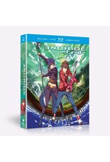 Funimation Entertainment Endride Part 1 Blu-Ray/DVD
