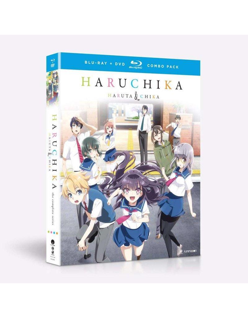 Funimation Entertainment Haruchika Complete Series Blu-Ray/DVD