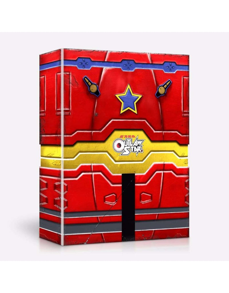 Funimation Entertainment Outlaw Star Collectors Edition
