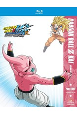 Funimation Entertainment Dragon Ball Z Kai - The Final Chapters Part 3 Blu-ray