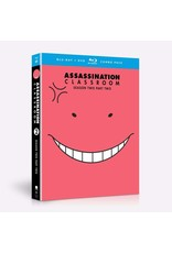Funimation Entertainment Assassination Classroom Season 2 Part 2 Blu-Ray/DVD
