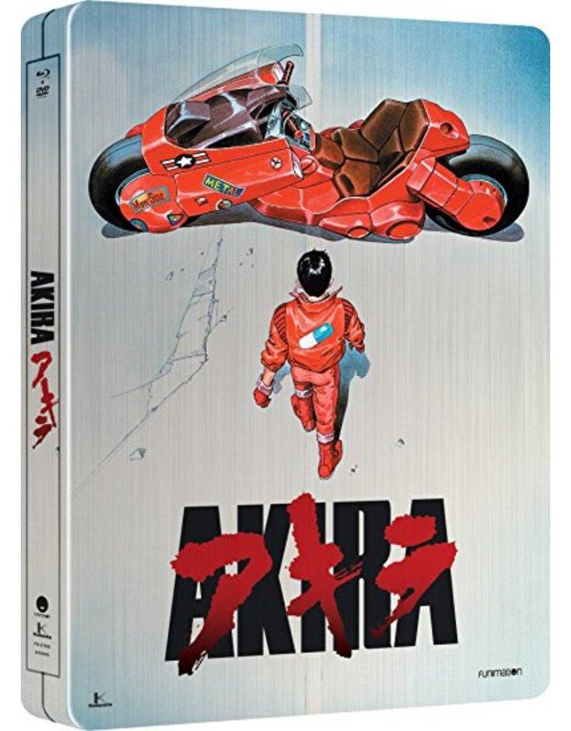 Funimation Entertainment Akira Collectors Edition Blu-Ray/DVD