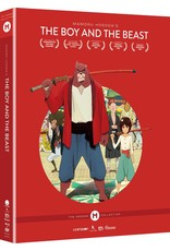 Funimation Entertainment Boy and the Beast (Hosoda Collection) Blu-Ray/DVD