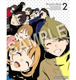 Aniplex of America Inc Occultic;Nine Vol. 2 Blu-Ray