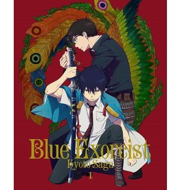 Aniplex of America Inc Blue Exorcist Kyoto Saga Vol. 1 Blu-Ray