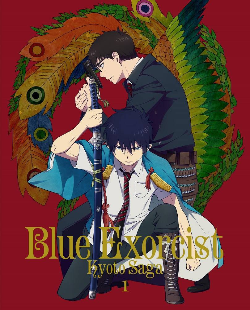 Aniplex of America Inc Blue Exorcist Kyoto Saga Vol. 1 Blu-Ray