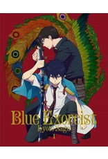 Aniplex of America Inc Blue Exorcist Kyoto Saga Vol. 1 DVD