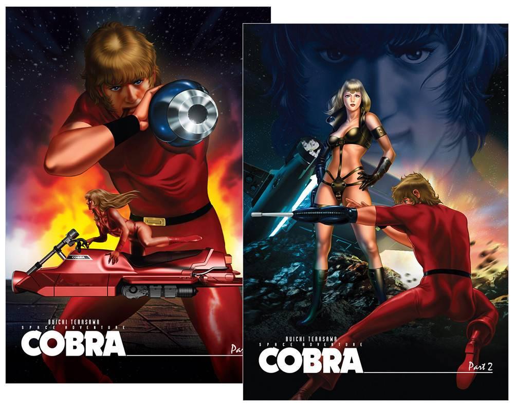 Nozomi Ent/Lucky Penny Space Adventure Cobra TV Series Boxset