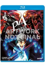 Sentai Filmworks Persona 4 the Animation Blu-Ray