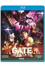 Sentai Filmworks Gate Complete Collection Blu-Ray